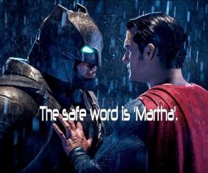 BVS Safe Word
