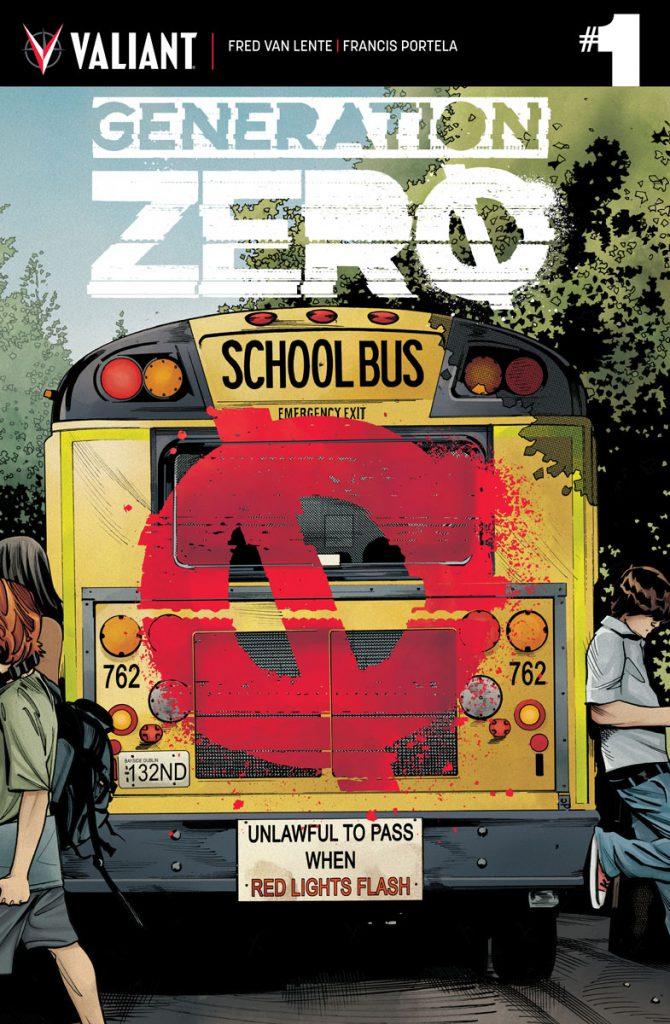 Generaztion Zero Cover