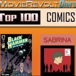 Top 100 Comics of 2018